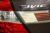 Honda Civic logo — Stock Photo