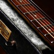 ストック写真: Old Yamahguitar detail