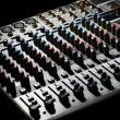 Music mixer desk — Stock Photo #20222867