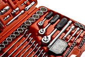 Red toolbox — Stock Photo