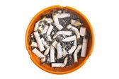 Ashtray and cigarettes — Stock Photo