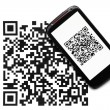 QR code mobile scanner — Stock Photo #25033163