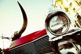 Old Cadillac — Stock Photo