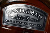 Gentleman Jack whiskey — Stock Photo