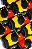 Disposable camera — Stock Photo