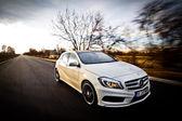 Mercedes A Class — Stock Photo
