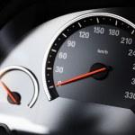 Speedometer detail — Stock Photo #32503229