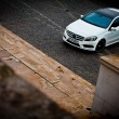 Mercedes A Class — Stock Photo