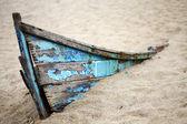 放棄された船 — ストック写真