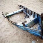 ������, ������: Abandoned boat
