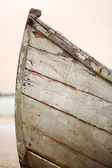Boat by the sea — Stock Photo