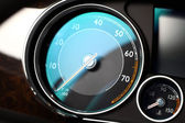 Tachometer detail — Stock Photo