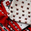 Romanian weaved cloth — Stock Photo #38809013