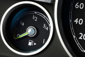 Wskaźnik paliwa — Zdjęcie stockowe