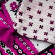 Stock Photo: Romaniweaved cloth
