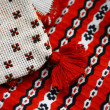 Romanian weaved cloth — Stock Photo #39278945