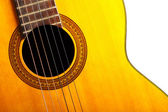 Guitar detail — Stock Photo