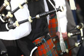 Bagpipe — Stock Photo