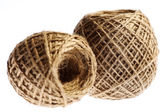 Two rope balls — Stock Photo