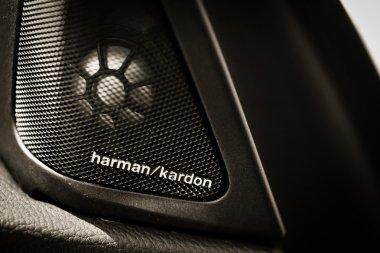 Harman-Kardon car speakers