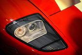 Bil strålkastare — Stockfoto