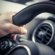 Steering hand — Stock Photo #51620815