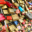 Stock Photo: Locks and Marriage