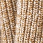 Beige wool texture — Stock Photo #21819247