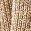 Stock Photo: Beige wool texture