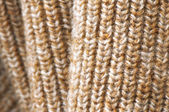 Beige wool texture — Stock Photo