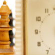 Chess timer — Stockfoto