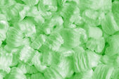 Green Foam — Stock Photo