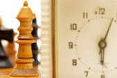 Chess timer — Stock Photo