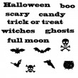 Royalty-Free Stock Immagine Vettoriale: Banners for Halloween