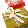 Gifts boxes — Foto de Stock
