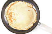 Making pancake — Stock Photo