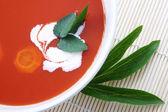 Wegetable Soup — Stock Photo