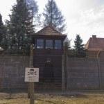 Auschwitz - Birkenau — Stock Photo