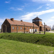 Auschwitz - Birkenau — Stock Photo