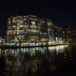 Amsterdam at night — Stock Photo #36900545