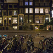 Stock Photo: Amsterdam at night