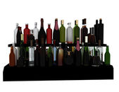 Alcohol,wine — Stock Photo