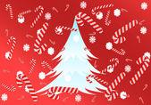 Christmas wallpaper — Stock Vector