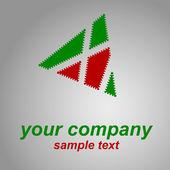 Vector logo — Stock Vector