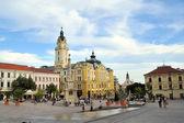 Pecs, węgry — Zdjęcie stockowe