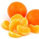 Постер, плакат: Mandarines tangerines clementines
