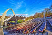 Summer theater HDR — Stock Photo
