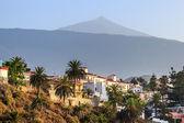 Tenerife and volcano — Stock Photo