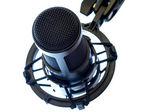 Condenser Microphone — Stock Photo