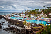 Tenerife pools — Stock Photo
